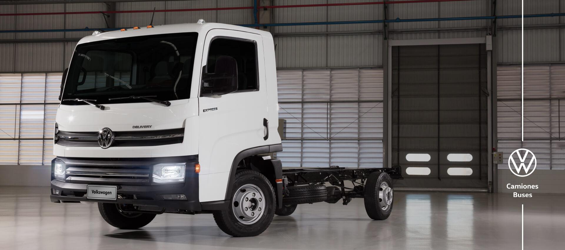Volkswagen Delivery 4 160